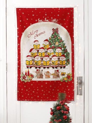 (크리스마스) 꼬마산타 [제작 대량 도매 로고 인쇄 레이저 마킹 각인 나염 실크 uv 포장 공장 문의는 네이뽕]