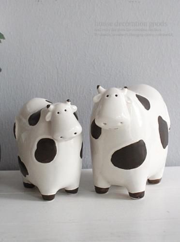 프렌치 젖소 2종set (대) [제작 대량 도매 로고 인쇄 레이저 마킹 각인 나염 실크 uv 포장 공장 문의는 네이뽕]
