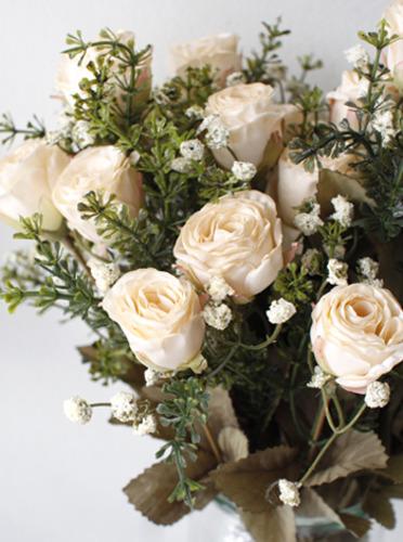 `사랑` 장미 다발-6color [제작 대량 도매 로고 인쇄 레이저 마킹 각인 나염 실크 uv 포장 공장 문의는 네이뽕]