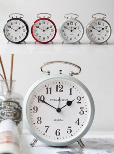 영국 토마스 퍼핀 알람시계-4color [제작 대량 도매 로고 인쇄 레이저 마킹 각인 나염 실크 uv 포장 공장 문의는 네이뽕]
