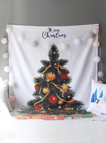 크리스마스 트리 벽장식 [제작 대량 도매 로고 인쇄 레이저 마킹 각인 나염 실크 uv 포장 공장 문의는 네이뽕]