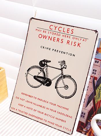 자전거 사인보드 [제작 대량 도매 로고 인쇄 레이저 마킹 각인 나염 실크 uv 포장 공장 문의는 네이뽕]