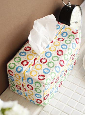 쿠킹 티슈커버(2color) [제작 대량 도매 로고 인쇄 레이저 마킹 각인 나염 실크 uv 포장 공장 문의는 네이뽕]