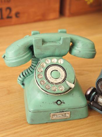엔틱 다이얼 전화기 [제작 대량 도매 로고 인쇄 레이저 마킹 각인 나염 실크 uv 포장 공장 문의는 네이뽕]