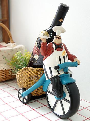 이태리 자전거 와인꽂이 [제작 대량 도매 로고 인쇄 레이저 마킹 각인 나염 실크 uv 포장 공장 문의는 네이뽕]